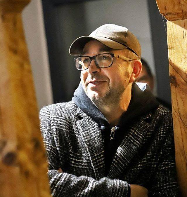 Vasile Ernu lansează Izgoniții, a treia parte din Mica trilogie a marginalilor, la Timișoara