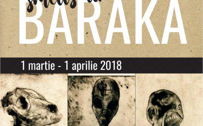 BARAKA Paul Feier: martie 2018