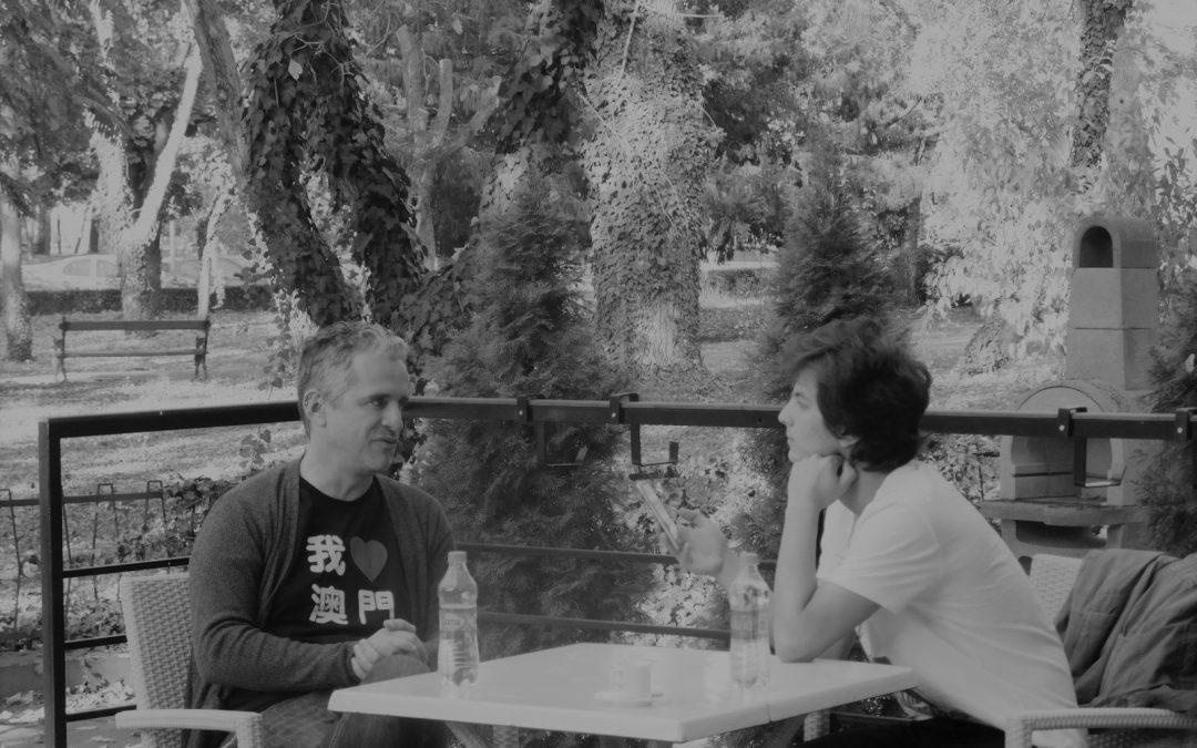 EN: Interview with José Luís Peixoto by Luca Dragu