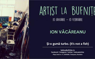 Ion Văcăreanu: ianuarie 2017