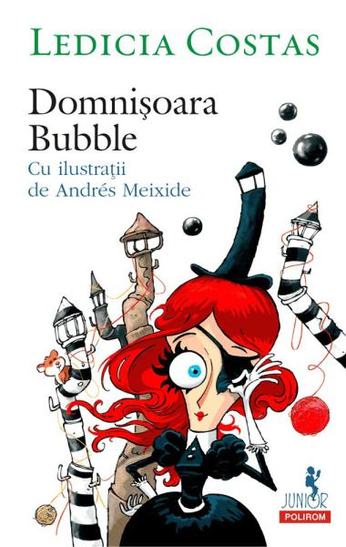 Ledicia Costas Domnisoara Bubble
