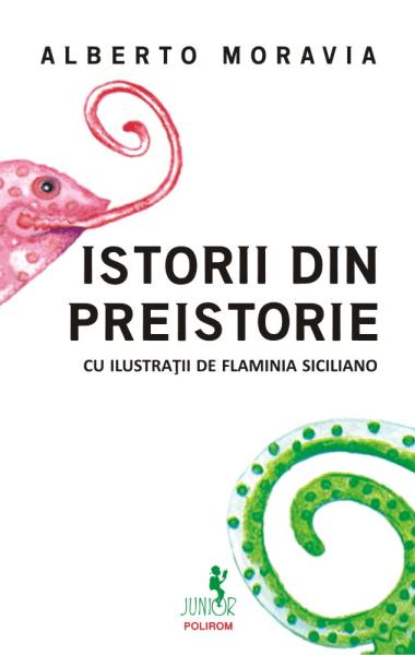 Alberto Moravia Istorii din preistorie