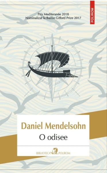 Daniel Mendelsohn O odisee
