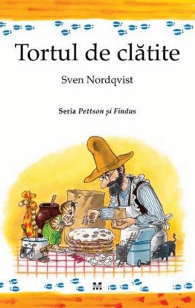 Tortul de clatite Sven Nordqvist