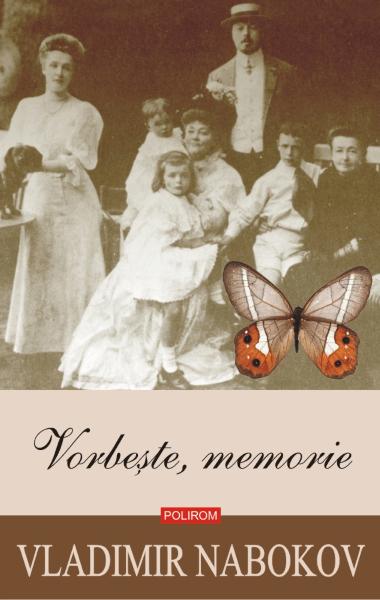 Vorbeste memorie Vladimir Nabokov