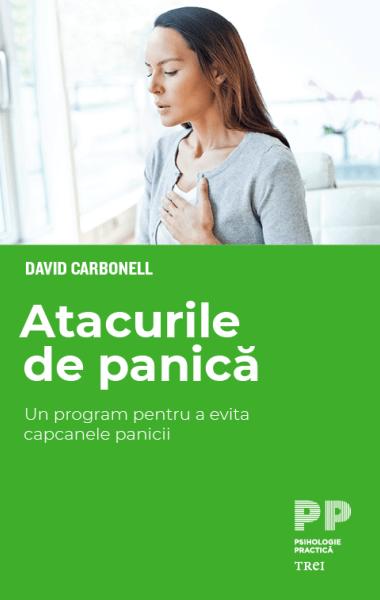David Carbonell Atacurile de panica