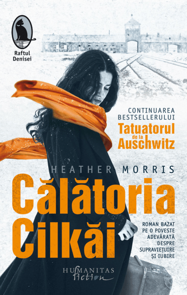 Heather Morris Calatoria Cikai
