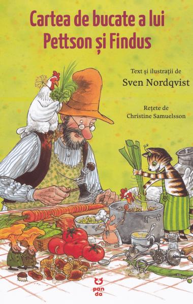 Sven Nordqvist Cartea de bucate a lui Pettson si Findus