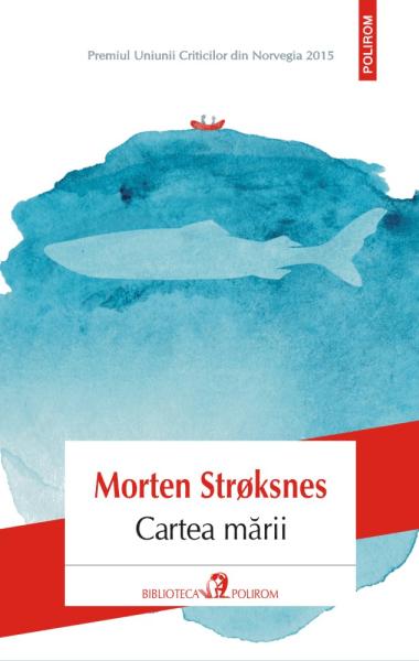 Morten Stroksnes Cartea marii
