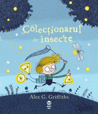 Alex G Griffiths Colectionarul de insecte