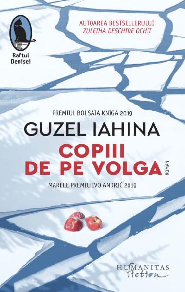 Guzel Iahina Copiii de pe Volga