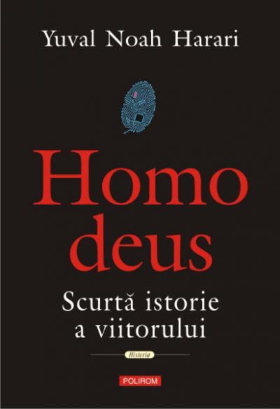 Yuval Noah Harari Homo deus