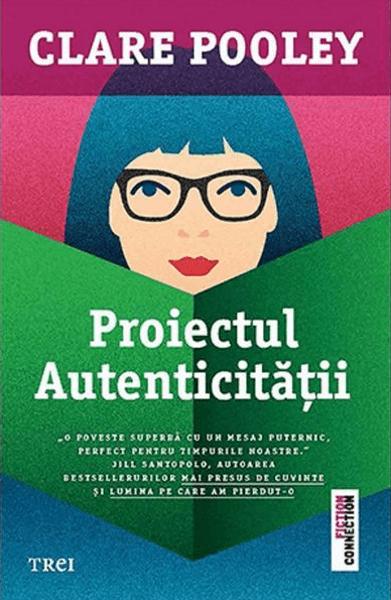 Clare Pooley Proiectul Autenticitatii
