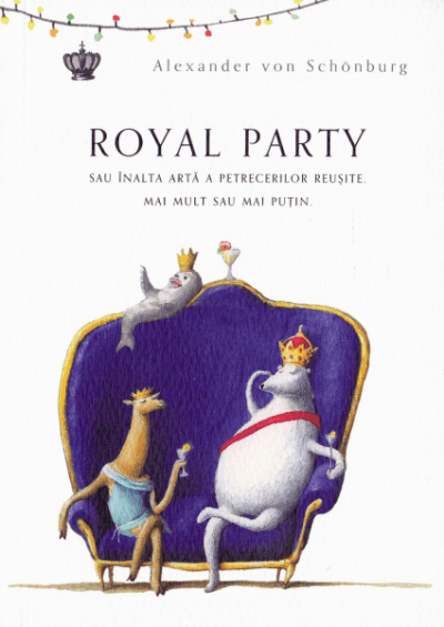 Alexander von Schonburg Royal Party