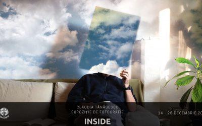 Claudia Tănăsescu, Inside: expoziție de fotografie