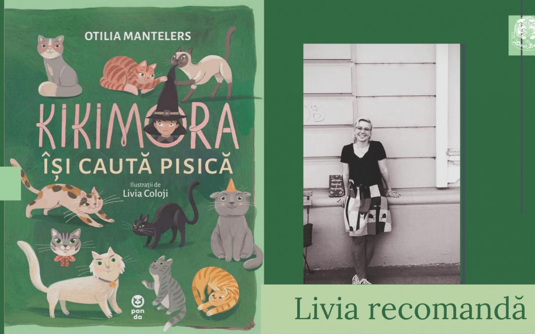 Livia Hektor: Kikimora își caută pisica și originile