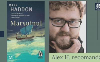 Alex Higyed: Marsuinul. Cum ne salvează poveștile.