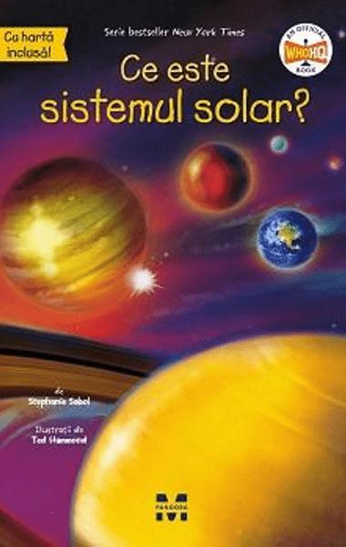 ce este sistemul solar
