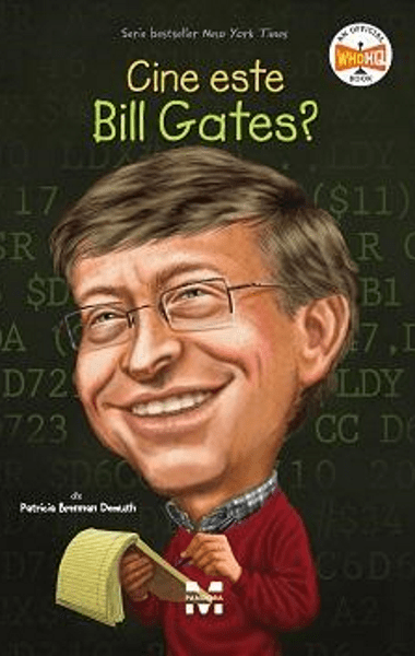 cine este bill gates