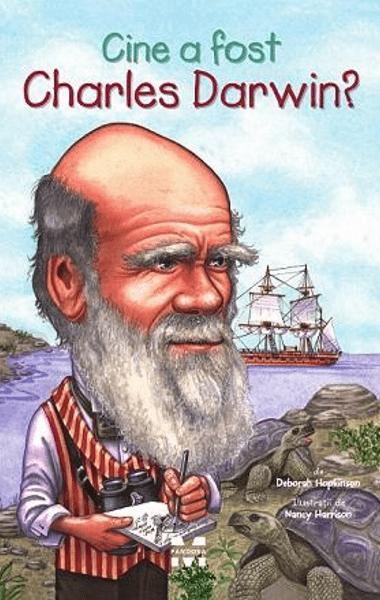 cine a fost charles darwin