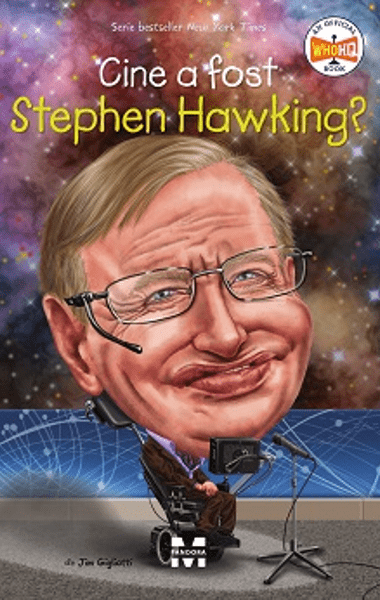 cine a fost stephen hawking