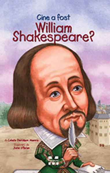 cine a fost william shakespeare