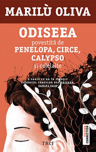 odiseea povestita de penelopa circe calypso