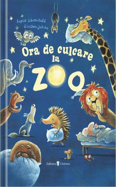 ora de culcare la zoo