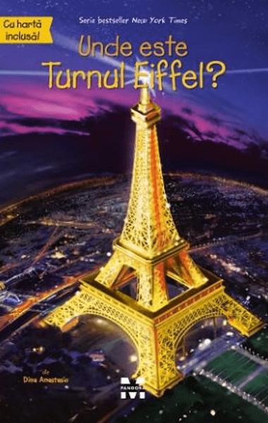 unde este turnul effel