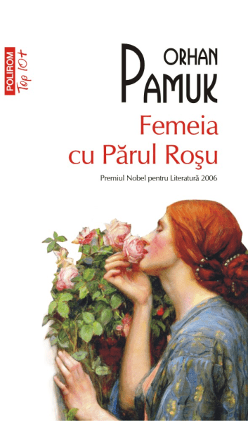 femeia cu parul rosu