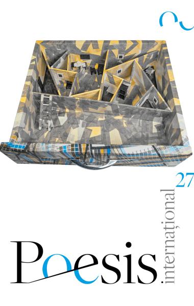 poesis international 27