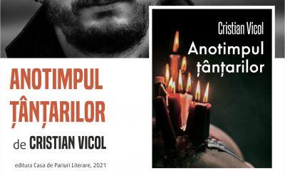 Anotimpul țânțarilor de Cristian Vicol, lansare la Bufnițe