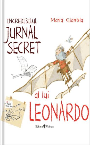 jurnalul secret a lui leonardo