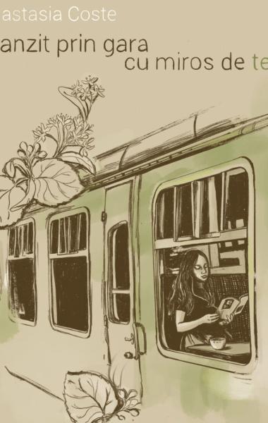 tranzit prin gara cu miros de tei